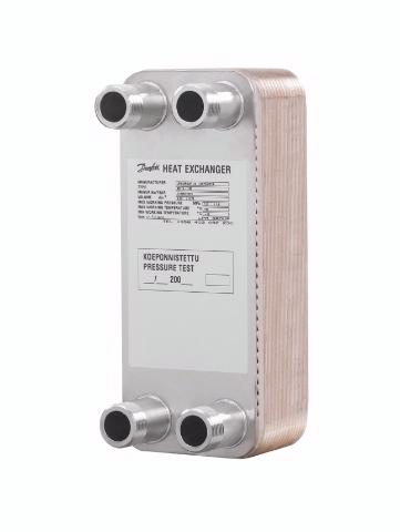 Кожухопластинчатый теплообменник-испаритель Машимпэкс (GEA) с сепаратором PSHE-7 Тамбов