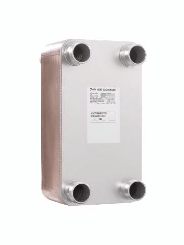 Отзыв о пластинчатом теплообменнике Кожухотрубный конденсатор Alfa Laval McDEW 430 T Елец