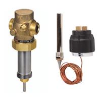 Регулятор температуры с клапанами VG, VGF